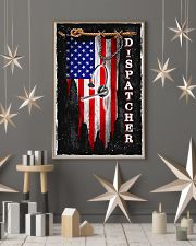 Proud Dispatcher 11x17 Poster lifestyle-holiday-poster-1