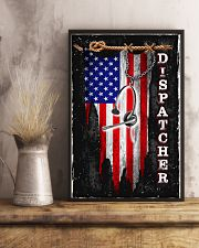 Proud Dispatcher 11x17 Poster lifestyle-poster-3