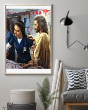 CNA Jesus Canvas Poster 11x17 Poster lifestyle-poster-1
