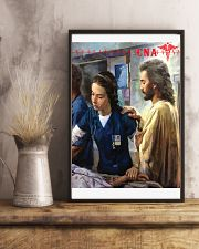 CNA Jesus Canvas Poster 11x17 Poster lifestyle-poster-3