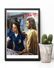 CNA Jesus Canvas Poster 11x17 Poster lifestyle-poster-8