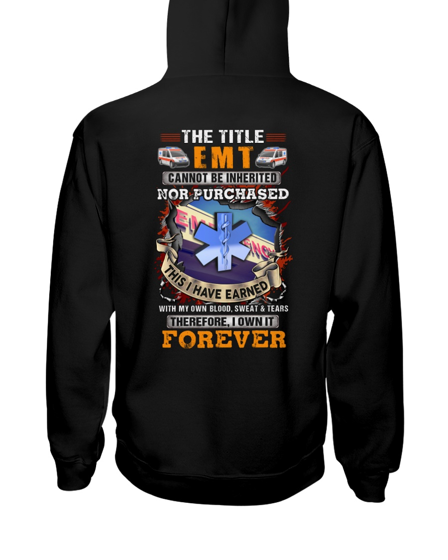 The Title EMT Own it Forever Hooded Sweatshirt