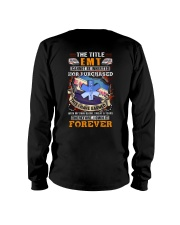 The Title EMT Own it Forever Long Sleeve Tee thumbnail