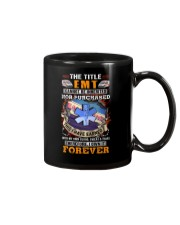 The Title EMT Own it Forever Mug thumbnail