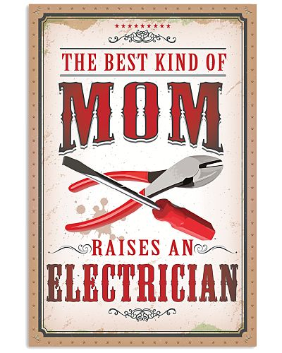 Proud Electrician's Mom