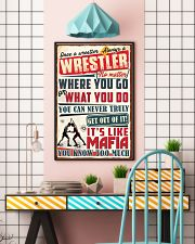 Christmas Special - Wrestler 11x17 Poster lifestyle-poster-6