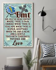 EMT Prayer  11x17 Poster lifestyle-poster-1