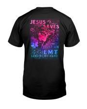 I'M Just An EMT Lending My Hand Classic T-Shirt thumbnail