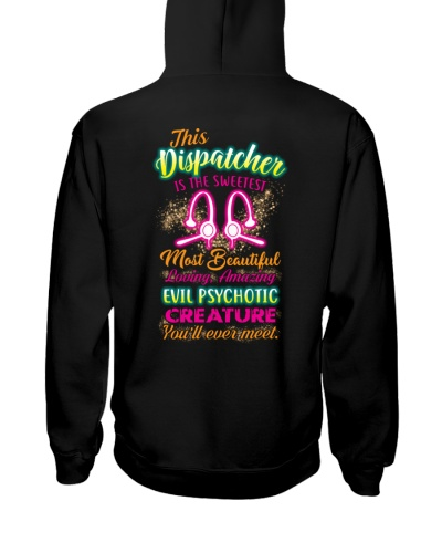 Awesome Dispatcher Hoodie