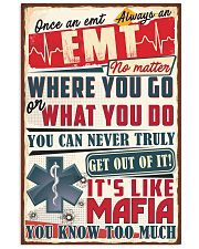 Truly Emt 11x17 Poster front