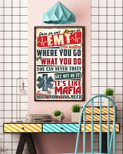 Truly Emt 11x17 Poster lifestyle-poster-6