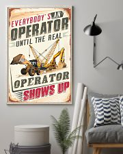 Awesome Operator's  11x17 Poster lifestyle-poster-1