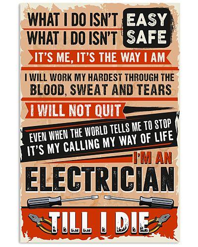 Proud Electrician
