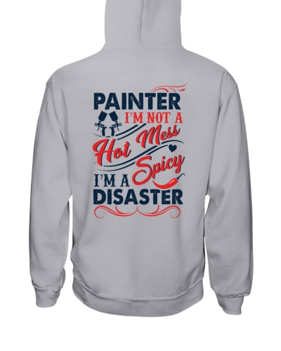 Awesome Painter Hoodie