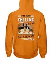 Ironworker - Seriously Impressed Hooded Sweatshirt thumbnail
