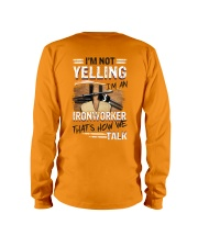 Ironworker - Seriously Impressed Long Sleeve Tee thumbnail