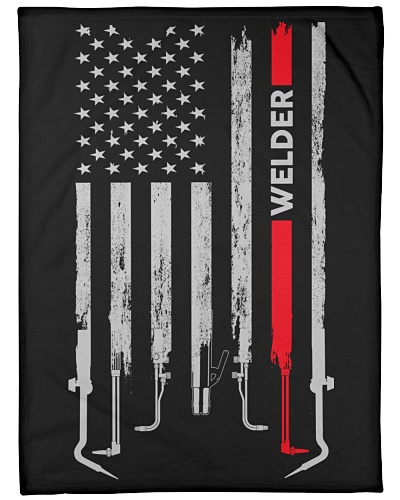 Welder USA Flag