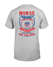Nurse Hoodie Christmas Special Classic T-Shirt tile