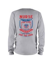 Nurse Hoodie Christmas Special Long Sleeve Tee thumbnail