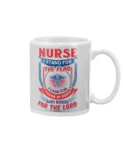 Nurse Hoodie Christmas Special Mug thumbnail