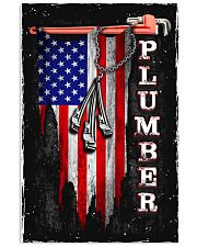 Proud Plumber 11x17 Poster front