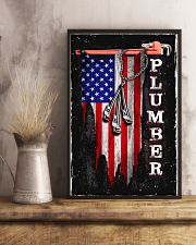 Proud Plumber 11x17 Poster lifestyle-poster-3