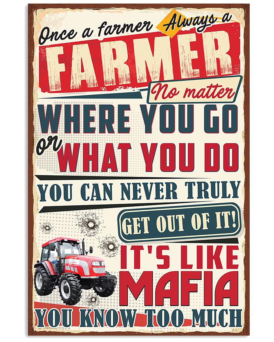 Truly Farmer 11x17 Poster