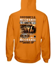 Real Mechanic Shows Up - Shirt and Hoodie  Hooded Sweatshirt thumbnail