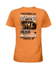 Real Mechanic Shows Up - Shirt and Hoodie  Ladies T-Shirt thumbnail