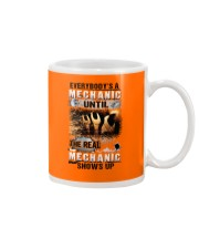 Real Mechanic Shows Up - Shirt and Hoodie  Mug thumbnail