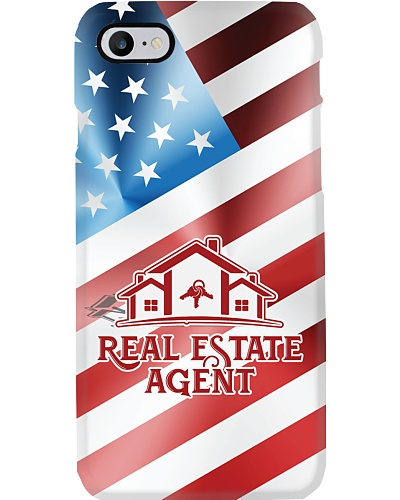 Proud Real Estate Agent Phone Case