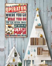 Christmas Special - Operator 11x17 Poster lifestyle-holiday-poster-2