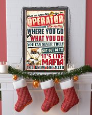 Christmas Special - Operator 11x17 Poster lifestyle-holiday-poster-4