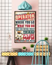 Christmas Special - Operator 11x17 Poster lifestyle-poster-6