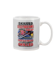 Skilled Electrician Aren't Cheap Mug thumbnail