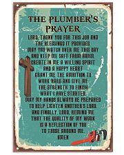 Plumber Prayer 11x17 Poster front