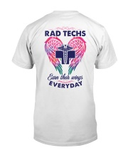 Rad Tech Earn Their Wings Everyday Classic T-Shirt thumbnail