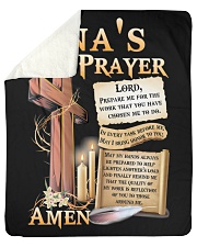 "CNA's Prayer Sherpa Fleece Blanket - 50"" x 60"" thumbnail"