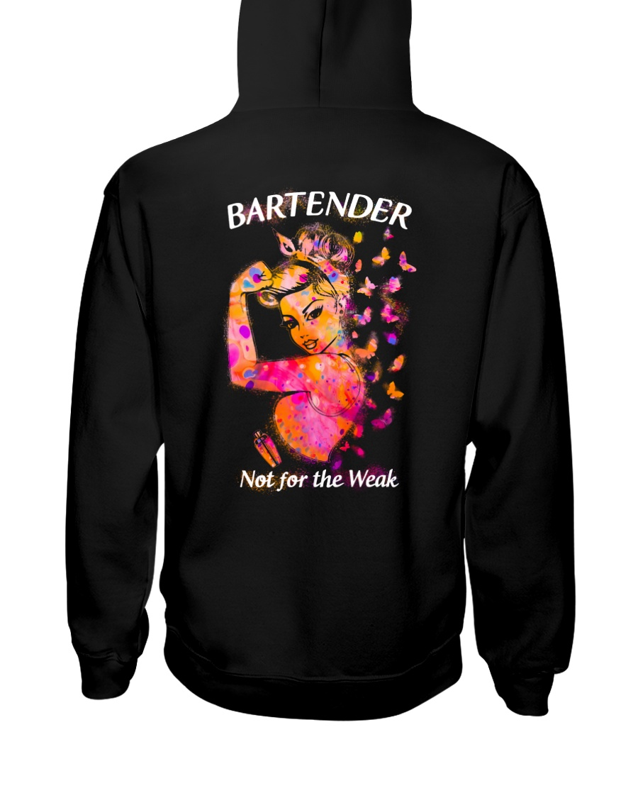 Proud Bartender Hooded Sweatshirt