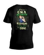 Proud Cna Shirt V-Neck T-Shirt thumbnail