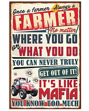 Truly Farmer 11x17 Poster front