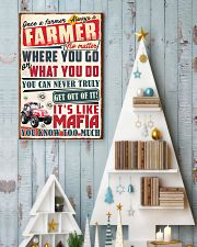 Truly Farmer 11x17 Poster lifestyle-holiday-poster-2