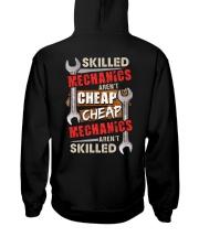 Skilled Carpenters Aren't Cheap  Hooded Sweatshirt back