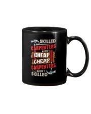 Skilled Carpenters Aren't Cheap  Mug thumbnail