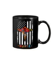 American Flag Nurse  Mug thumbnail