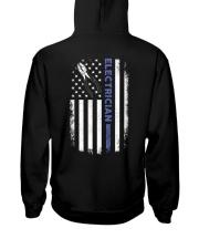 Electrician American Flag  Hooded Sweatshirt thumbnail
