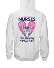 Nurses Earn Their Wings Everyday Hooded Sweatshirt tile