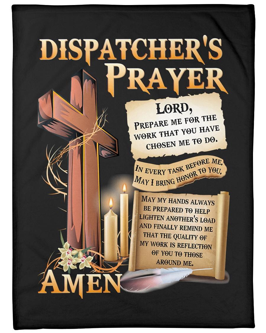 "Dispatcher's Prayer Large Fleece Blanket - 60"" x 80"""