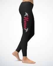 Awesome Nurse Leggings - Halloween Sale Ladies Leggings lifestyle-leggings-right-1