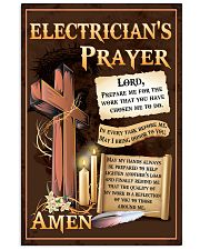 Electrician's Prayer 11x17 Poster front